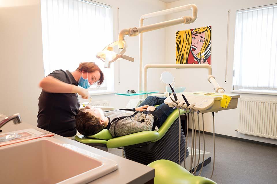 DDr. Gsellmann, Zahnarzt und Zahnregulierung in Gallneukirchen, Zahnspangen